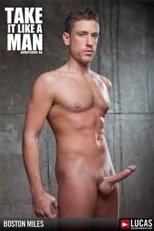 Boston Miles - Gay Model - Lucas Entertainment
