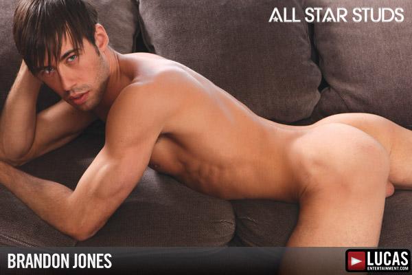 gay porn jones star Brandon