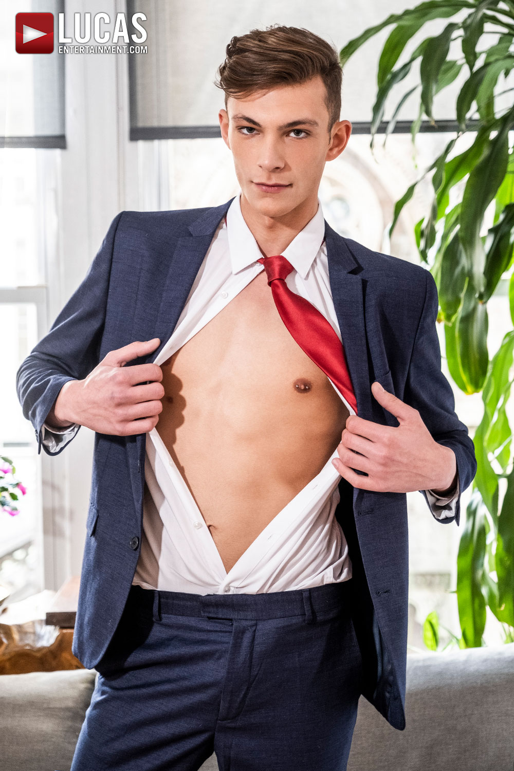 Braxton Boyd - Gay Model - Lucas Entertainment