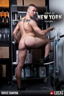Brice Banyan - Gay Model - Lucas Entertainment