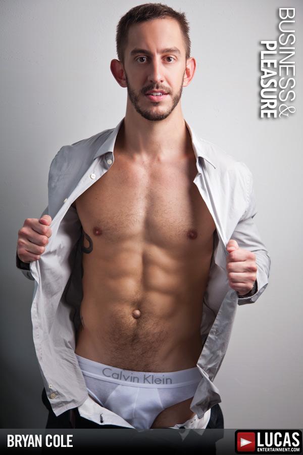 Bryan Cole - Gay Model - Lucas Entertainment