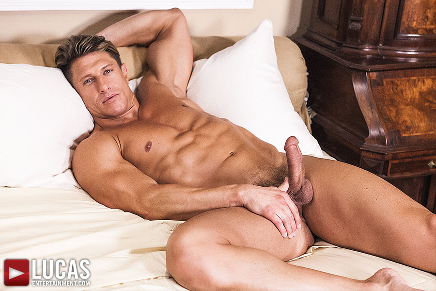 Bryce Evans - Gay Model - Lucas Entertainment