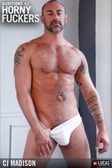 CJ Madison - Gay Model - Lucas Entertainment