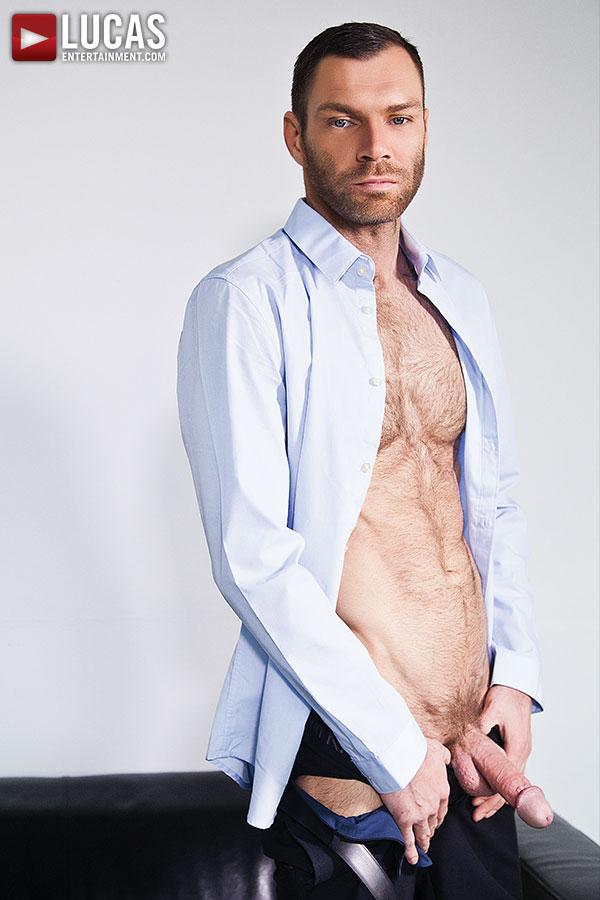 CT Hunter - Gay Model - Lucas Entertainment