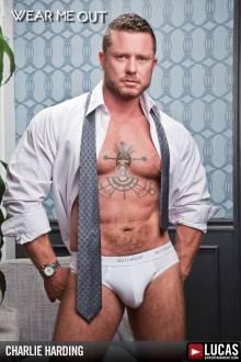Charlie Harding - Gay Model - Lucas Entertainment