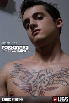 Chris Porter - Gay Model - Lucas Entertainment