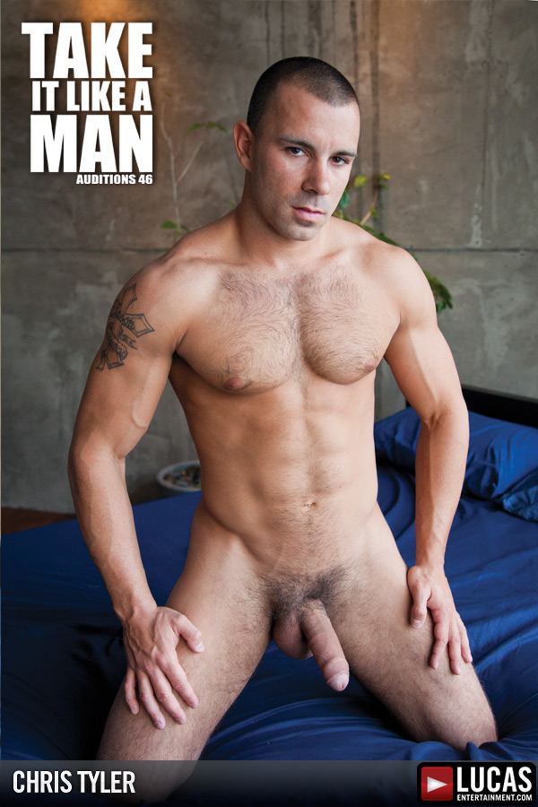 Chris Tyler - Gay Model - Lucas Entertainment