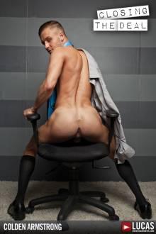 Colden Armstrong - Gay Model - Lucas Entertainment