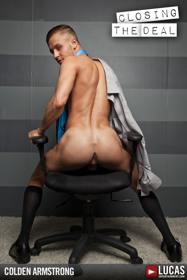 Colden Armstrong - Gay Model - Lucas Entertainment