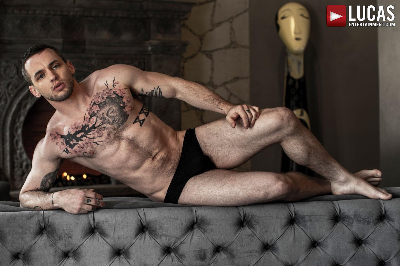 Colton Grey - Gay Model - Lucas Entertainment