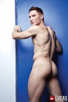 Comrad Blu - Gay Model - Lucas Entertainment