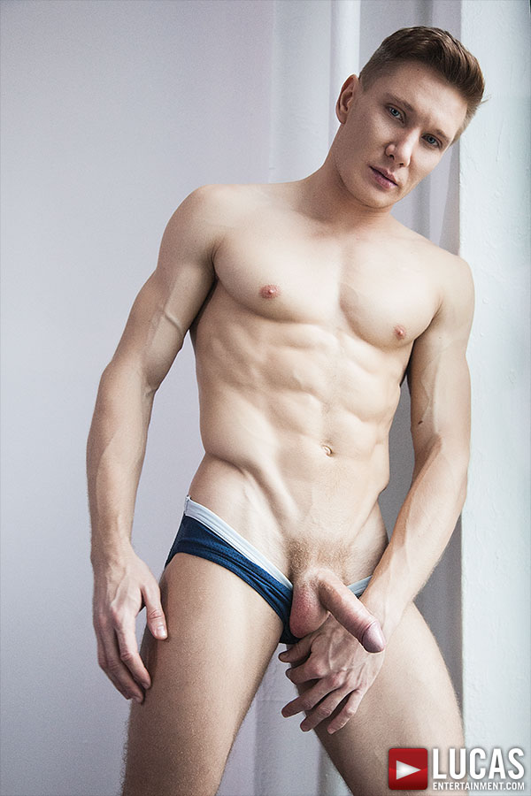 Comrad Blu - Gay Model - Lucas Entertainment