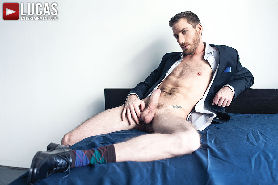 Corbin Riley - Gay Model - Lucas Entertainment