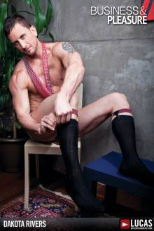 Dakota Rivers - Gay Model - Lucas Entertainment