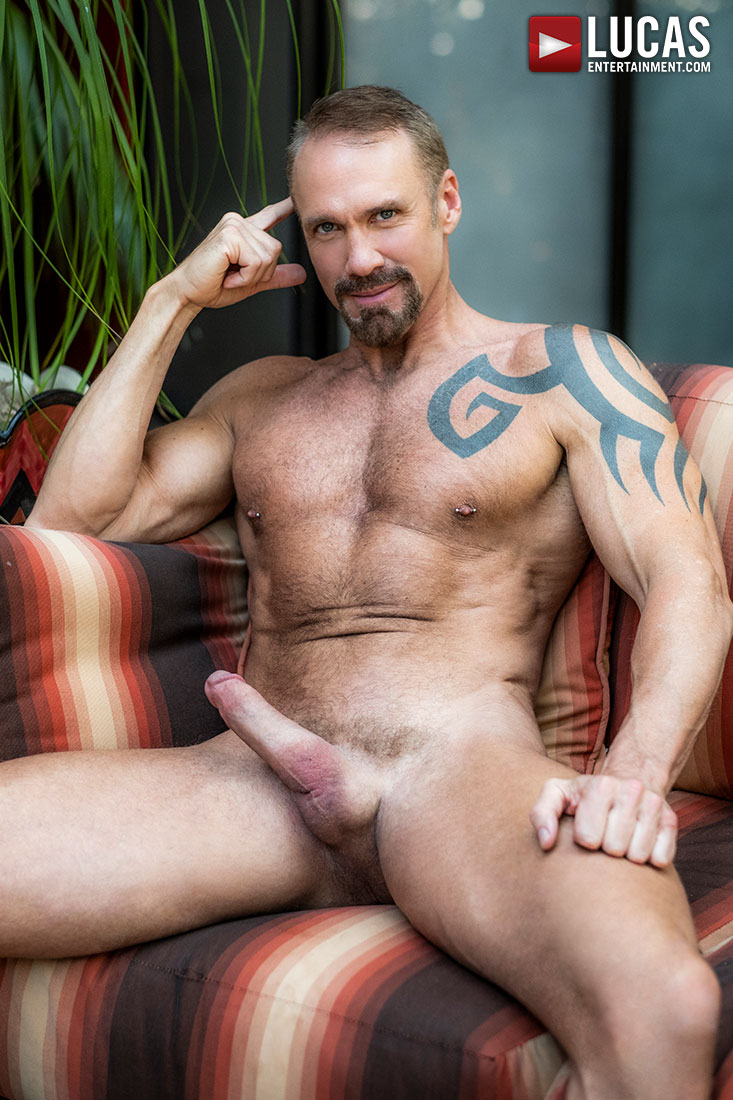 Dallas Steele - Gay Model - Lucas Entertainment