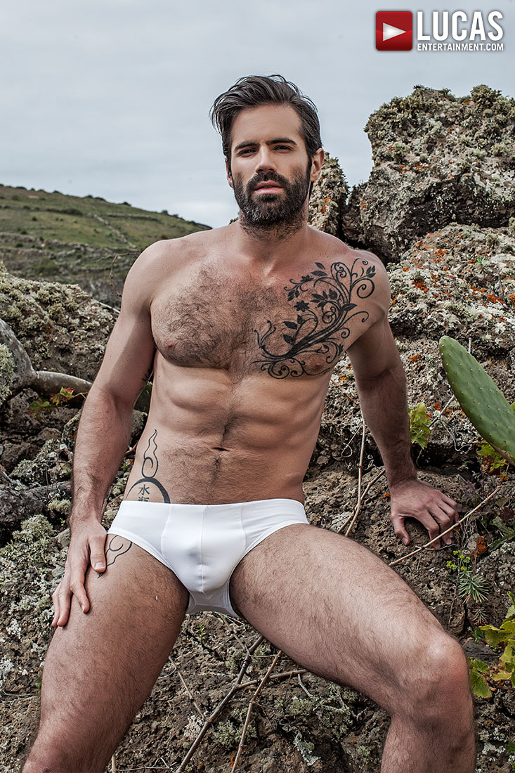 Dani Robles - Gay Model - Lucas Entertainment