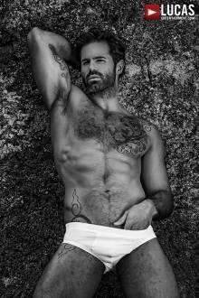 Dani Robles - Gay Model - Lucas Entertainment