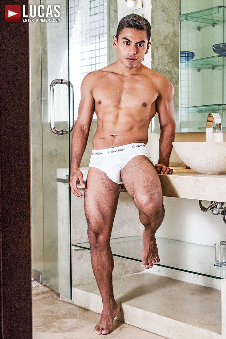 Daniel Azcona - Gay Model - Lucas Entertainment
