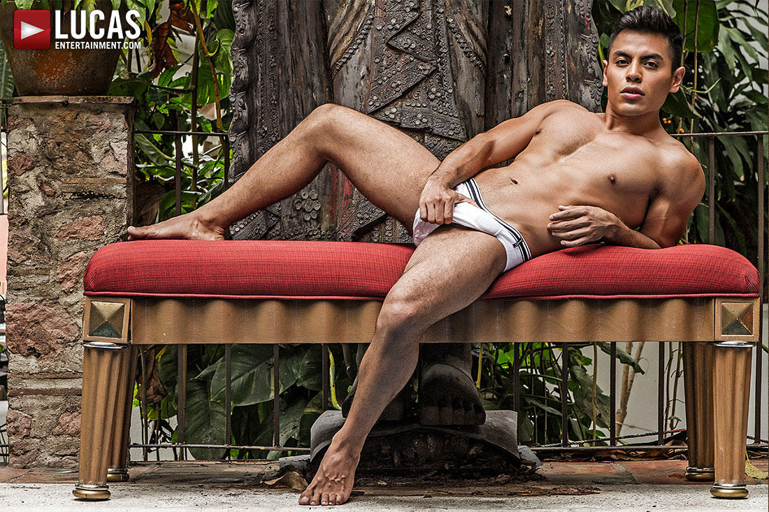 Daniel Azcona - Gay Model - Lucas Entertainment