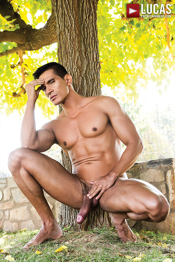 Dario Leon - Gay Model - Lucas Entertainment