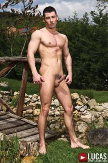 David Sweet - Gay Model - Lucas Entertainment
