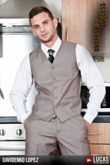 Davidenko Lopez - Gay Model - Lucas Entertainment