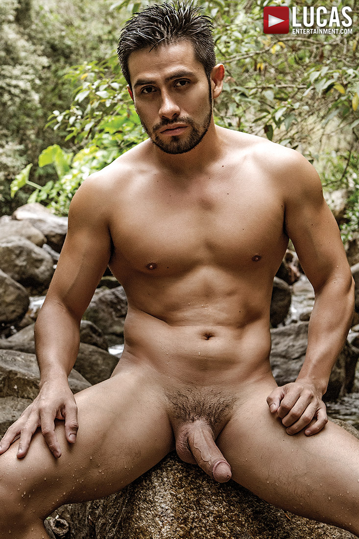 Derek Allan - Gay Model - Lucas Entertainment