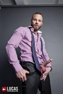 Derek Parker - Gay Model - Lucas Entertainment