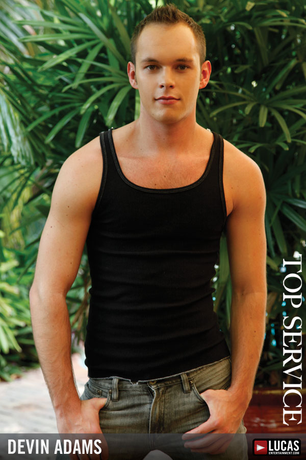 Devin Adams - Gay Model - Lucas Entertainment