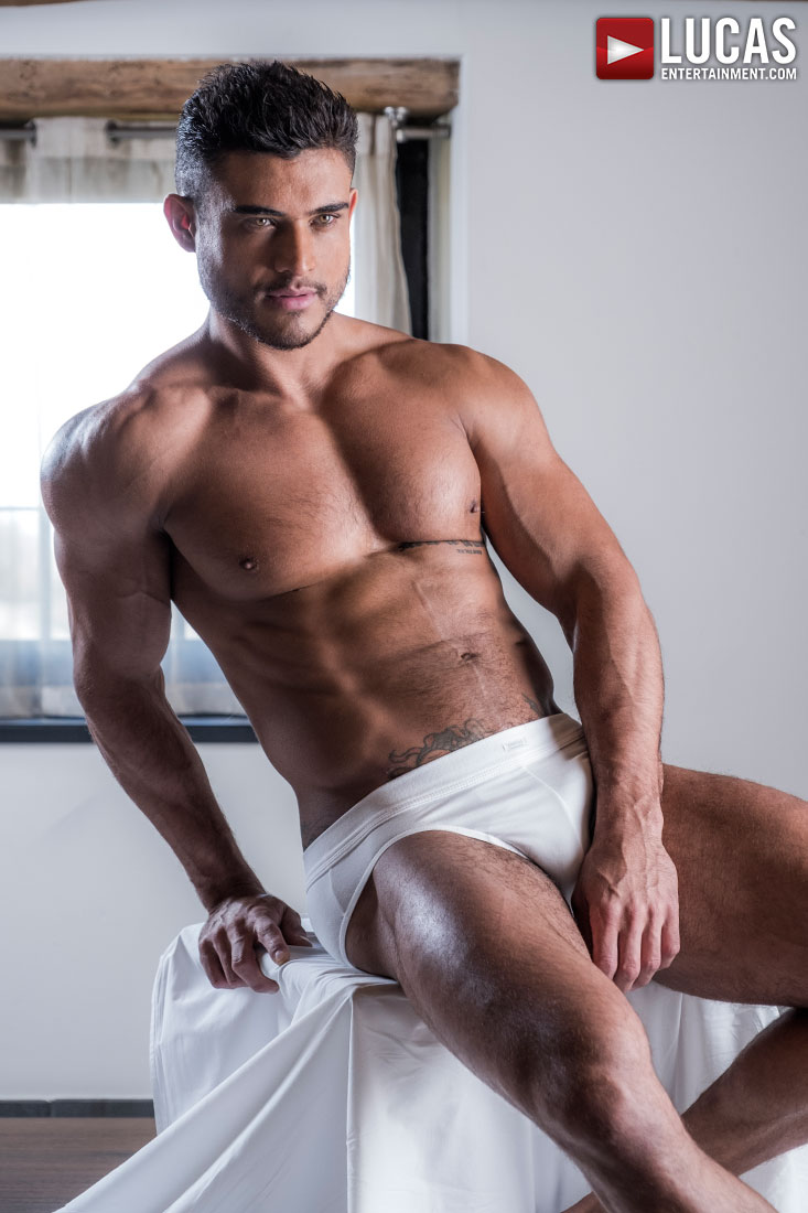 Diego Lauzen - Gay Model - Lucas Entertainment
