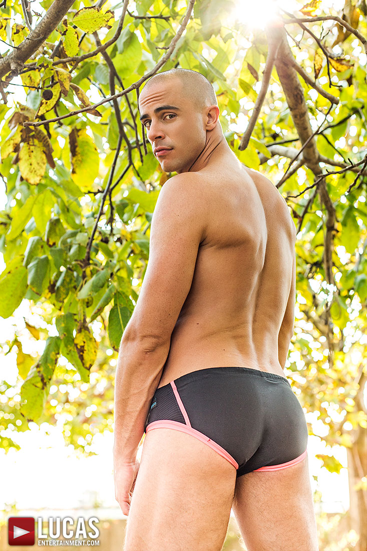 Diego Summers - Gay Model - Lucas Entertainment