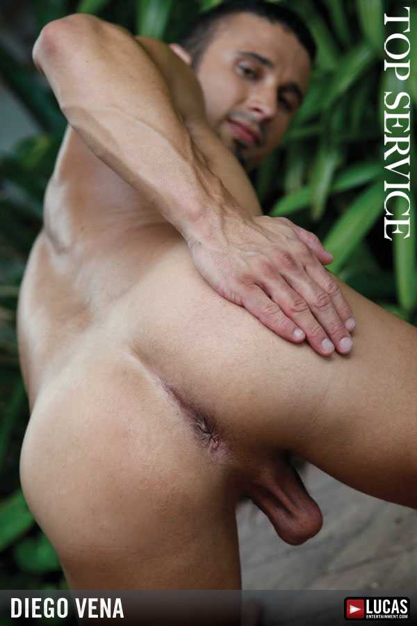 Diego Vena - Gay Model - Lucas Entertainment