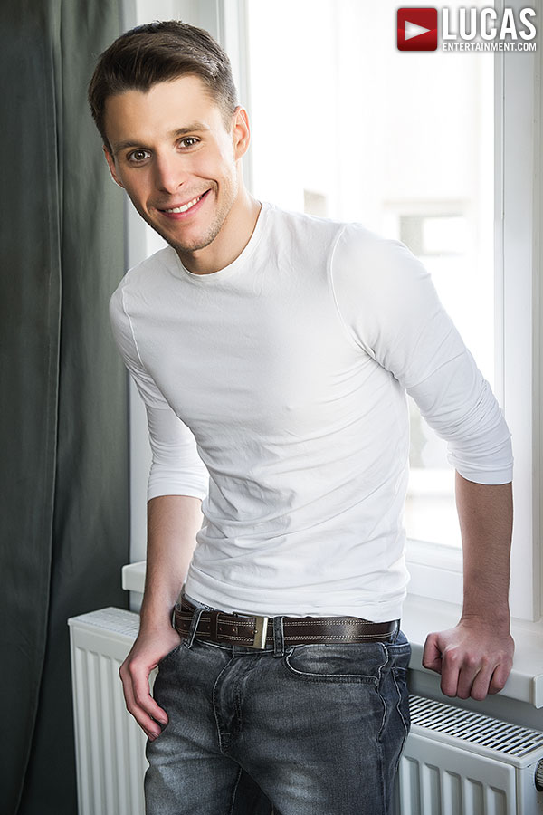 Dmitry Osten - Gay Model - Lucas Entertainment