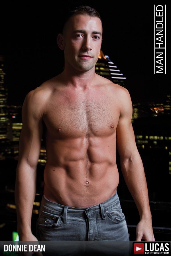 Donnie Dean - Gay Model - Lucas Entertainment