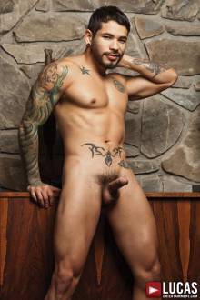 Draven Torres - Gay Model - Lucas Entertainment