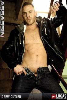 Drew Cutler - Gay Model - Lucas Entertainment