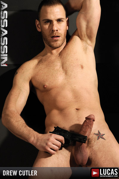Drew Cutler - Gay Model - Lucas Entertainment