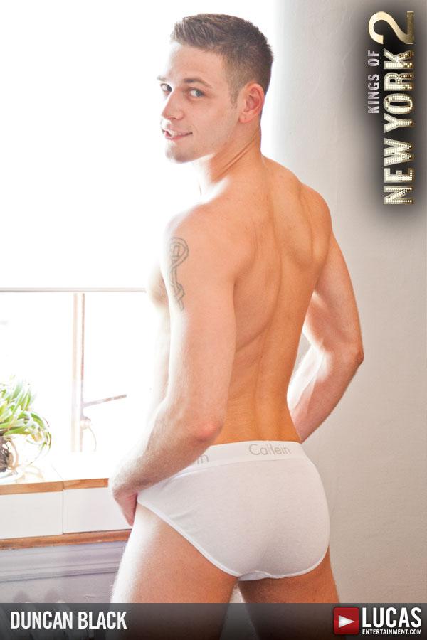 Duncan Black - Gay Model - Lucas Entertainment