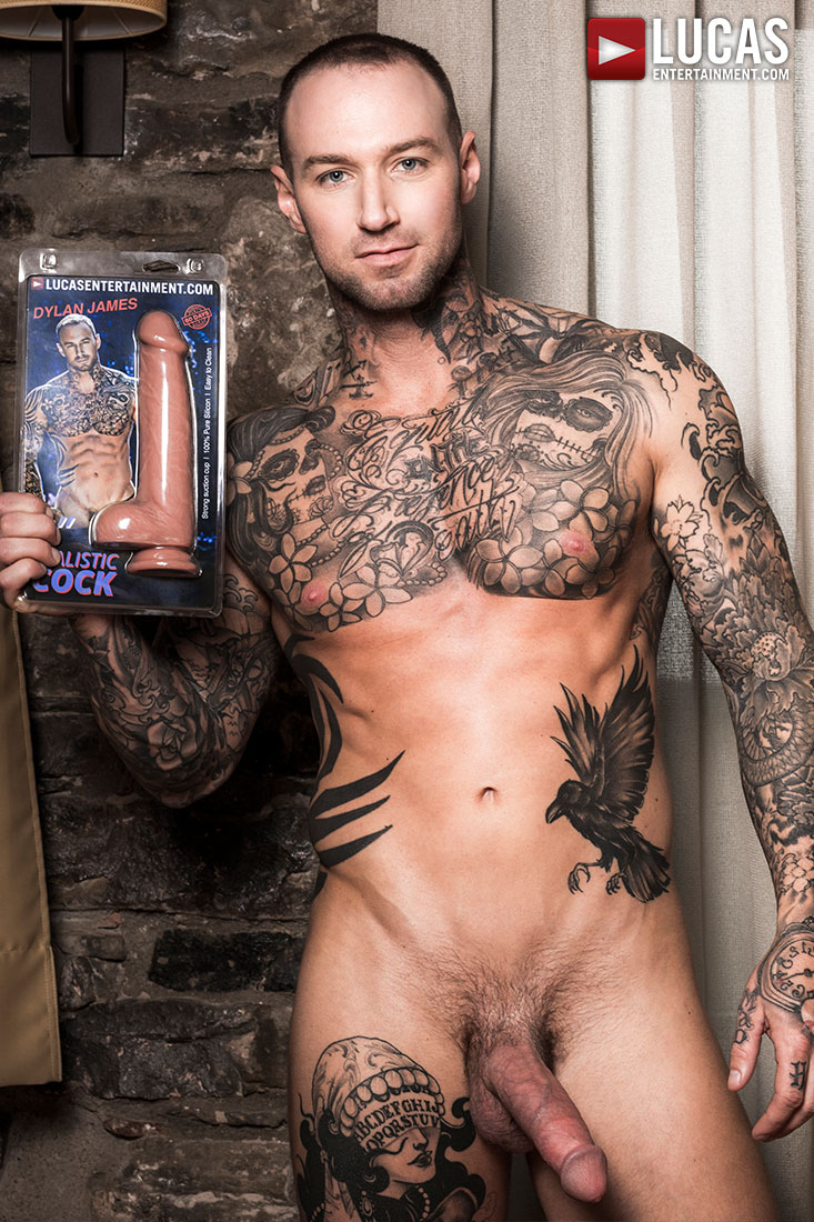 Dylan James - Gay Model - Lucas Entertainment