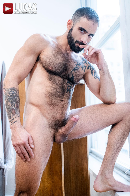 Edji Da Silva - Gay Model - Lucas Entertainment