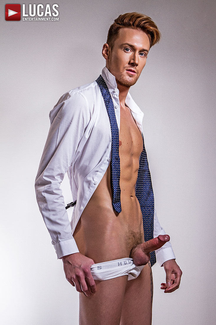 Emerson Palmer - Gay Model - Lucas Entertainment
