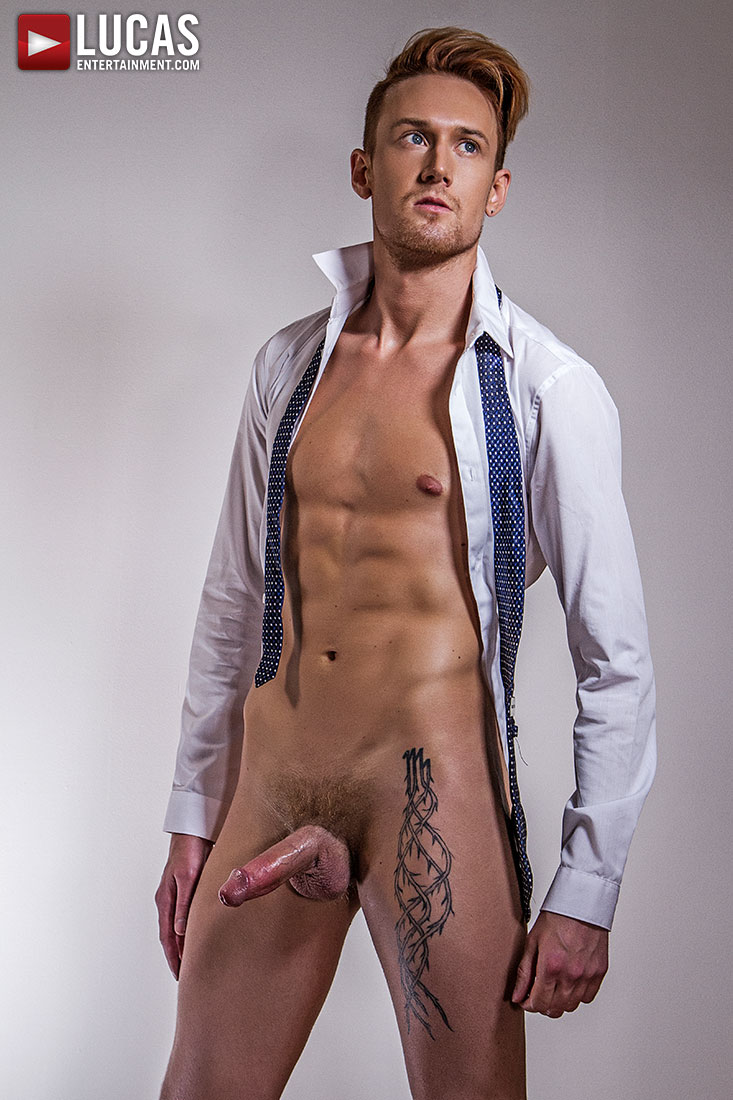 Emerson Palmer - Gay Model - Lucas Entertainment