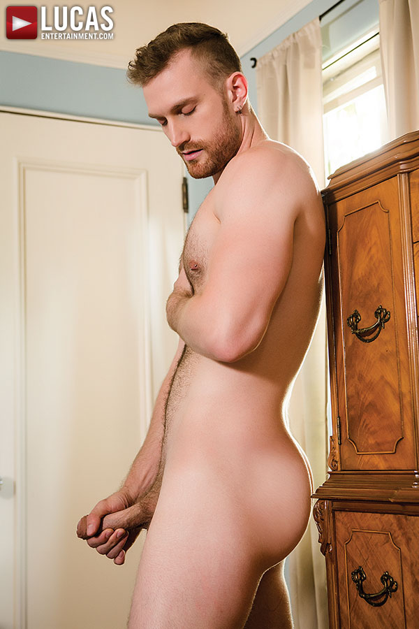 Evan Lance - Gay Model - Lucas Entertainment