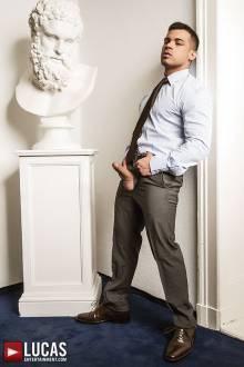 Fernando Torres - Gay Model - Lucas Entertainment