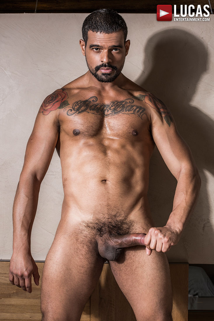 Frank Tyron - Gay Model - Lucas Entertainment