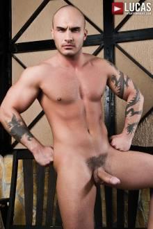 Franko Gold - Gay Model - Lucas Entertainment