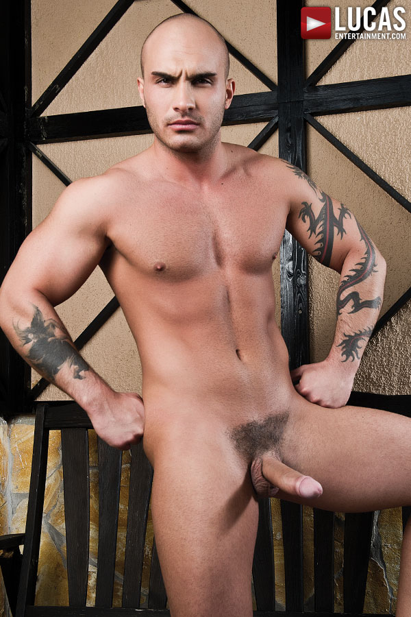Franko Gold - Gay Model - Lucas Entertainment