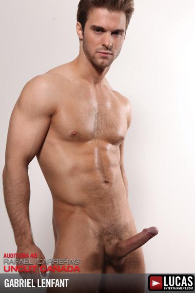 mageres ebenholz nackt