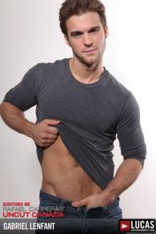 Gabriel Lenfant - Gay Model - Lucas Entertainment