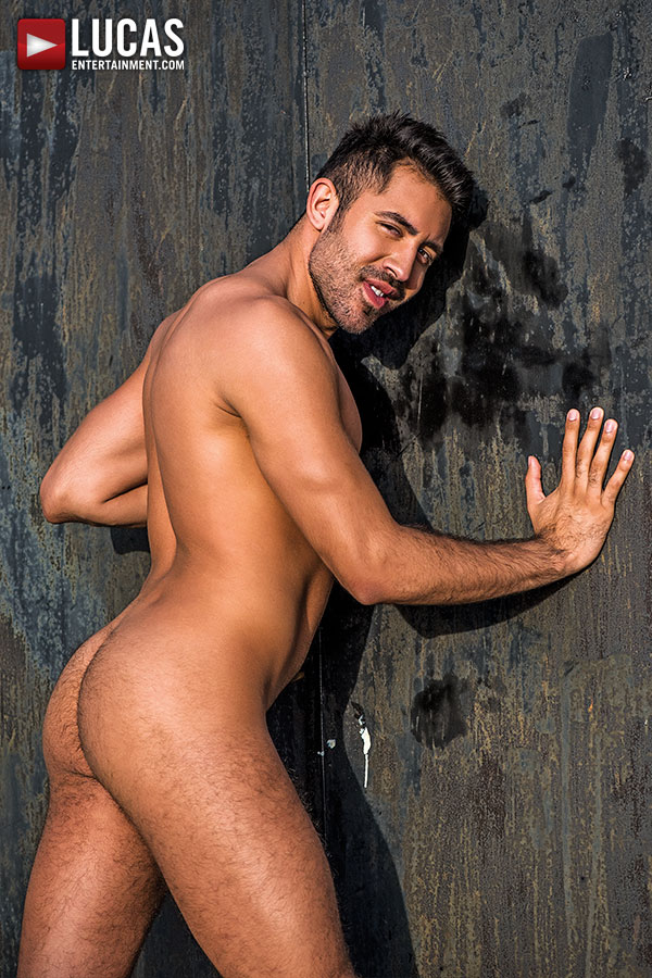 Gabriel Taurus - Gay Model - Lucas Entertainment